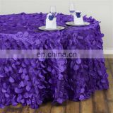 TC046S purple table cloth modern table cloth thick clear plastic table cloth
