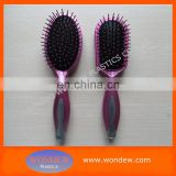 Plastic cushion hairbrush cheap hairbrush
