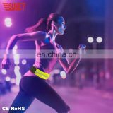 Reflective Cycling Running Sport Belt Funny Pack Led Waistbag,Running Belt Led,Waterproof Led Running Belt
