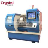 Alloy Wheel Rim Repair CNC Lathe Taian Crystal Machinery WRM26H