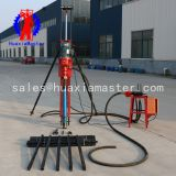 KQZ-70D pneumatic-electric DTH drilling rig/The new small decomposable portable gas-electric rock drill