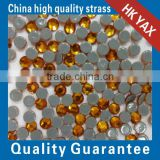 5mm topaz fashion crystal stone for dresses