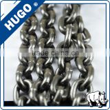 Loading G80 chain, stainless steel lifting chain, industrial roller chain 6mm,7.1mm,8mm,9mm,10mm,12mm,13mm