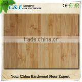 Low price Matte Surface Vertical T&G Solid Bamboo Flooring