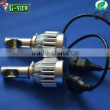 led car headlight auto led h1 h3 h4 h7 h8 h11 h16 h13 9005 9006 9004 all in one car lamp