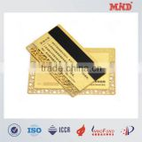 MDC057 hot hot ! metal card with magnetic stripe magnetic metal card