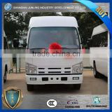Luxury bus for business and meeting VIP use. 9 vip seats mini bus for sale
