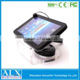 larger supply good quality and security display holder for tablet with alarm and charging function