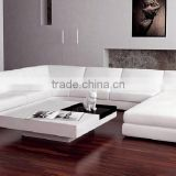 Modern Hot Sale U Shaped Leather Sofa Set Heated Leather Sofa Genuine Leather U Shaped Sectional Sofa