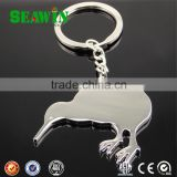 fashion new design woodpecker keychain