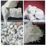 INQUIRY ABOUT Dolomite CaO 57% min