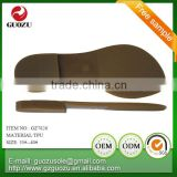 new design sole type lady sandal slipper tpu sole