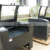 New Product Metal tube/glass tube HB-6545 CO2 organic glass Laser Cutting /Engraving Machine