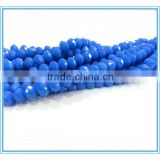 China crystal beads manufacturers, 6mm rondelle crystal glass beads for clothes                                                                                                         Supplier's Choice