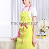 2015new products kitchen aprons for cooking workshop