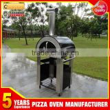 Outdoor backyard residential wood fired brick pizza ovens                                                                         Quality Choice