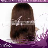 16Inch Color4 Yaki Straight Front Lace Wigs In Stock