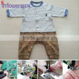 2015 wholesale baby boy's underwear set cotton boys winter wear kids wear