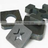 high precision aluminum cnc milling parts cnc machined parts with balck anodized and laser logo