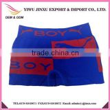 Top Quality Hot Selling Stylish Children Underwear Seamless Animal Picture Printed Boys Boxer Shorts