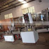 Automatic Linear Glass Bottle Filling Machinery/Line