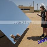 20 Years Long Life designed Outdoor use high reflectivity Low Iron Super Clear Solar Mirror Sheet                                                                         Quality Choice
