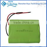 Use on electric car 4 wheel drive and baby toy NI-MH SC 1.2V 10500mah battery