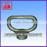Machinery spare parts ---Steel Lid with Handle