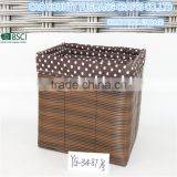 plastic collapsible wholesale shopping basket