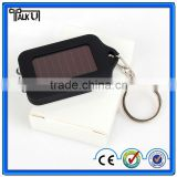 Eco-friendly 3 LED solar Keychain/Solar LED flashlight/LED key lamp