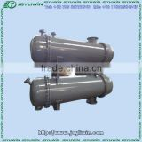 special design rapid cooling double shell and tube heat exchanger/ cooler for Atlas Copco air compressor