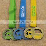 2016 hot sale fashion colorful metal sport medal hanger