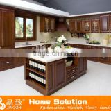Models of modern customized wood door wood furniture home cabinet price range kitchen cabinets