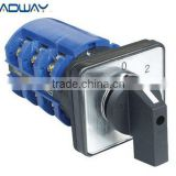 hot sale and top quality universal changeover switch rotary switch