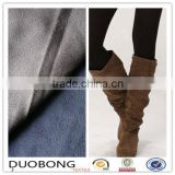 lady boot suede fabric comfortable