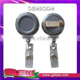 Badge Reel With Alligator Clip