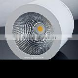 High quality surface treatment high puring aluminum reflector led celling surface downlights