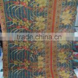 exclusive vintage collection indian kantha quilts patchwork quilt bed cover throw kantha