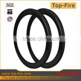 2014.latest and hot selling T700 Toray carbon fiber carbon bike parts 60mm tubular bicycle carbon rim for sales