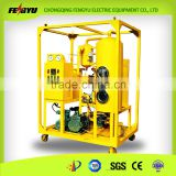 Lube Oil Recycling Plant/Used Hydraulic Oil Cleaning Machine In China