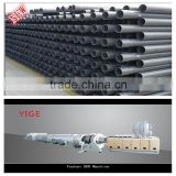 China Machine Manufacturer Plastic Production Line For PE HDPE PP Drainage Pipes Making chine
