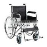 DURABLE FOLDABLE steel manual wheelchair BS901-46 CUSTOMIZED AVAILABIE