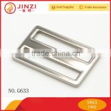 Rectangle ring with center bar, bag buckles on promotion                                                                         Quality Choice