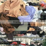 10 years experience wholesale bulk mixed rags bulk used clothing