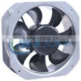 china ac ec dc axial compact fan with frame external rotor motor