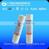 High quality melt blown pp filter cartridge for water purifier