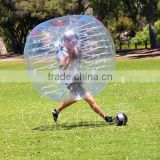 High quality inflatable human hamster ball,inflatable zorb ball for sale,bubble ball suits