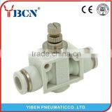 SA union straight air fittings pipe fitting Wholesale threaded plastic pipe fitting control valve
