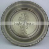 Stainless Steel Purple Copper Plating Tableware