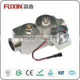 infrared water solenoid valve sensor toilet WC pan smart sanitary solenoid valve actuator 12v